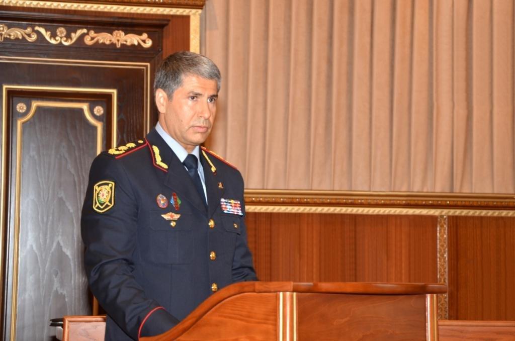 Nazir polis mayoruna yüksək vəzifə verdi